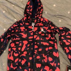 Air Jordan hoodie size 6 NWT